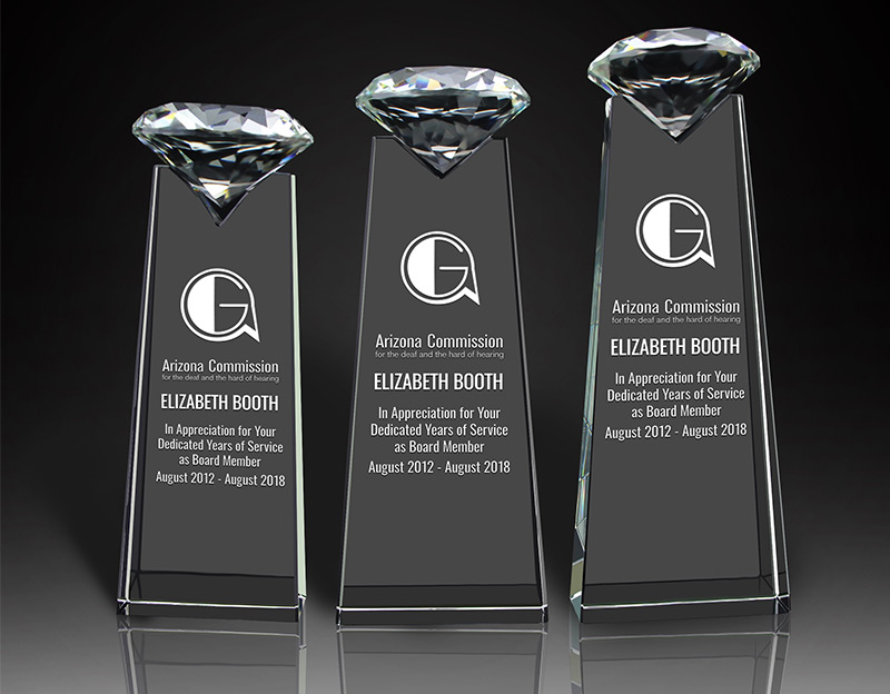 Diamond Crystal Trophy